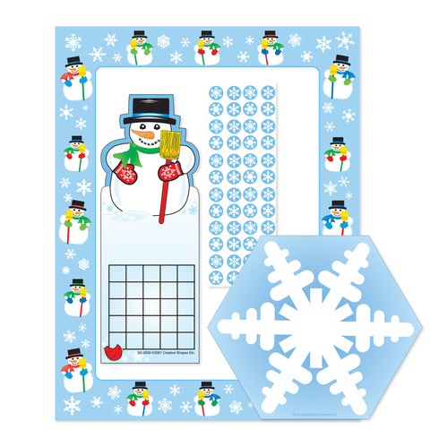 Picture of Stationery Set - Snowmen