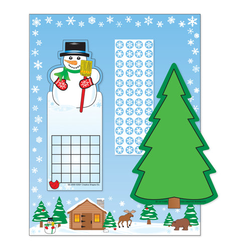 Picture of Stationery Set - Winter