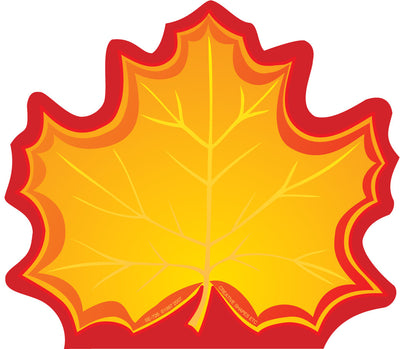Mini Notepad - Maple Leaf