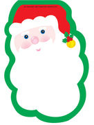 Mini Notepad - Santa Face - Creative Shapes Etc.