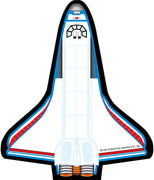 Mini Notepad - Space Shuttle