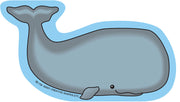 Mini Notepad - Whale