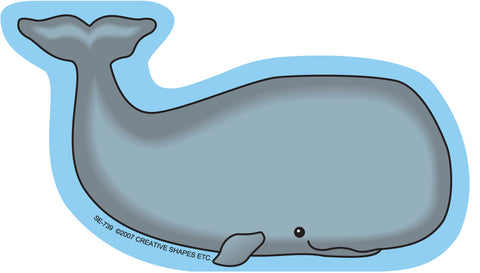 Picture of Mini Notepad - Whale