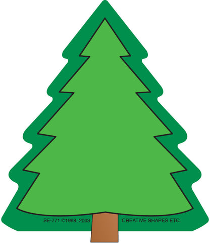 Picture of Mini Notepad - Fir Tree