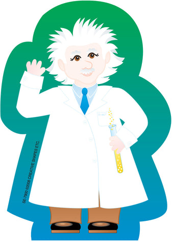 Picture of Mini Notepad - Scientist