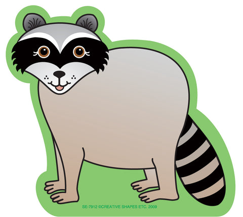Picture of Mini Notepad - Raccoon