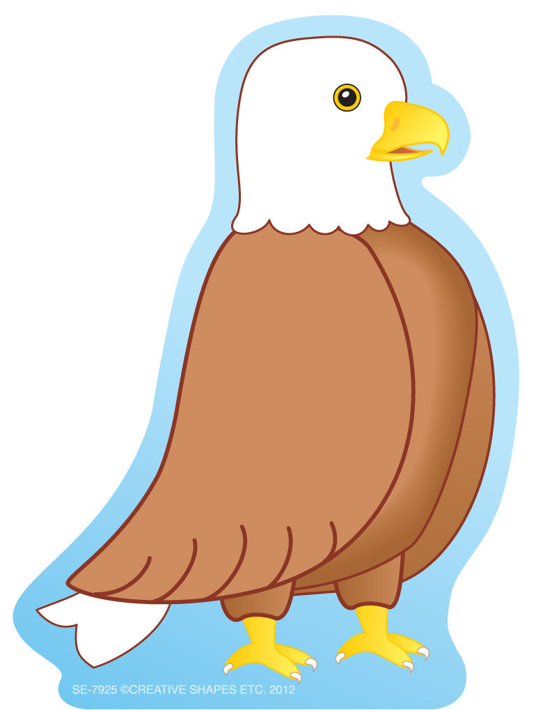 Mini Notepad - Eagle