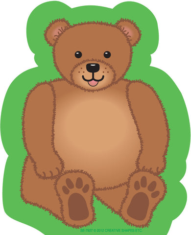 Picture of Mini Notepad - Teddy Bear