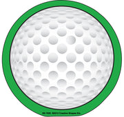 Mini Notepad - Golf ball - Creative Shapes Etc.