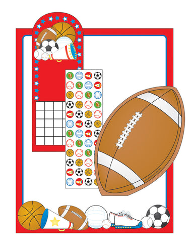 Picture of Stationery Set - Sport