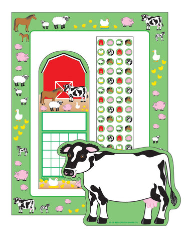Picture of Stationery Set - Farm