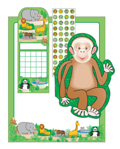 Picture of Stationery Set - Zoo