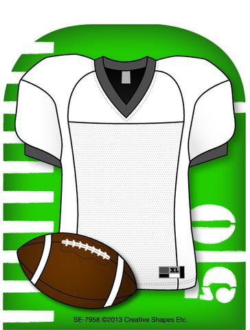 Picture of Mini Notepad - Football Jersey