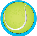 Picture of Mini Notepad - Tennis Ball
