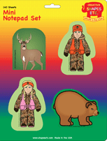Picture of Mini Notepad Set -  In-Season
