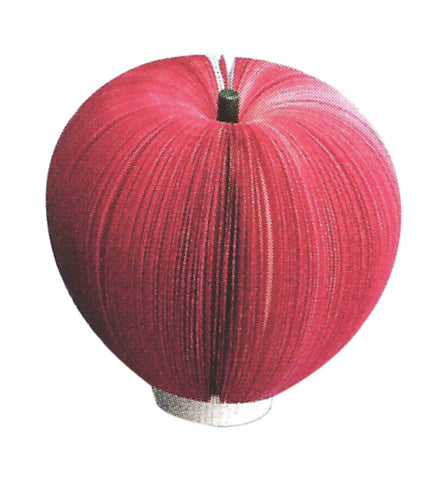 Picture of 3-Dimensional Notepads - Big Red Apple