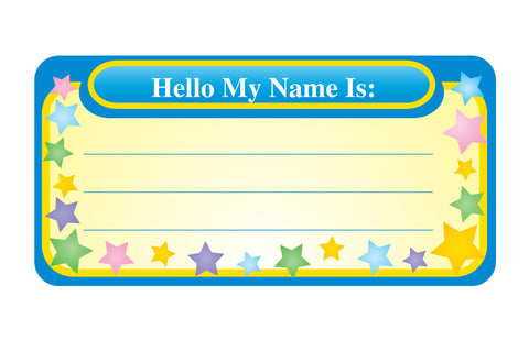 Picture of Nametag - My Name Is
