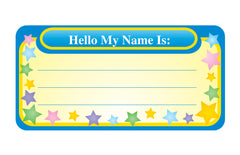 Nametag - My Name Is