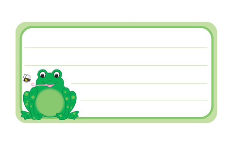 Picture of Nametag - Frog