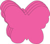 Large Single Color Creative Foam Cut-Outs - Butterfly - Creative Shapes Etc.