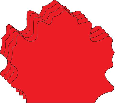 Picture of Large Single Color Creative Foam Cut-Outs - Maple Leaf