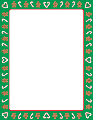 Designer Paper - Holiday Cheer (50 Sheet Package) - Creative Shapes Etc.