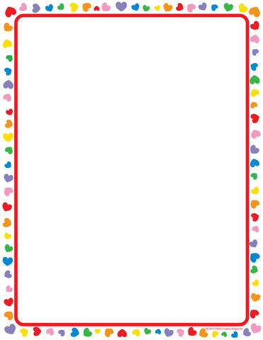 Picture of Designer Paper - Heart (SE-9213)