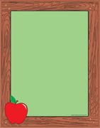 Designer Paper - Chalkboard (50 Sheet Package) - Creative Shapes Etc.