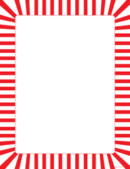 Designer Paper - Candy Cane (50 Sheet Package)