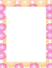 Designer Paper - Fireworks! (50 Sheet Package)
