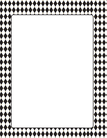 Picture of Designer Paper - Harlequin (50 Sheet Package)