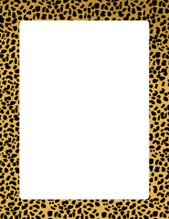 Designer Paper - Cheetah (50 Sheet Package)