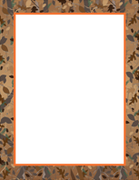 Designer Paper - Camo (50 Sheet Package) - Creative Shapes Etc.