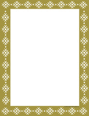Designer Paper - Gold Wrapping Paper (50 Sheet Package)