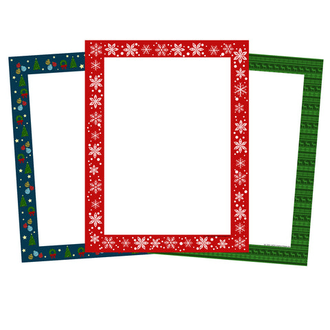 Picture of Designer Paper Set - Holly Daze