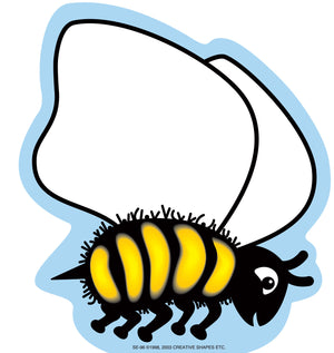 Large Notepad - Bee