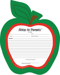 Notes to Parents™ - Blank Pad