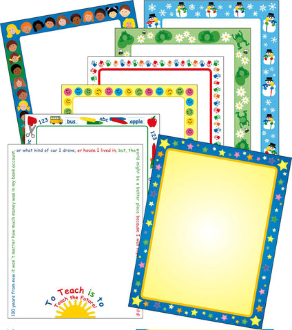 Picture of Creative Classroom Designer Paper Set