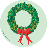 Large Notepad - Wreath