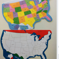 Labeled U.S. -Practice Maps