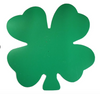 Die-Cut Magnetic - Large Assorted Four Leaf Clover