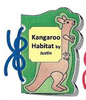 Mini Notepad - Kangaroo