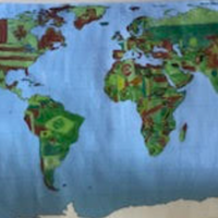 "World Practice Map Combo Pack- 8"" x 16"""