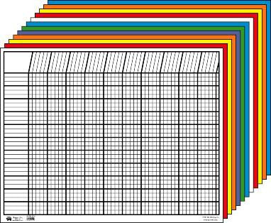 Picture of Horizontal Chart Set (SE-367)