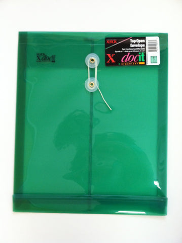 Picture of POLY STRING-TIE EXPANDABLE Folder