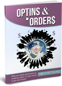 Optins and Orders