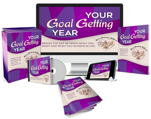 Your Goal Getting Year