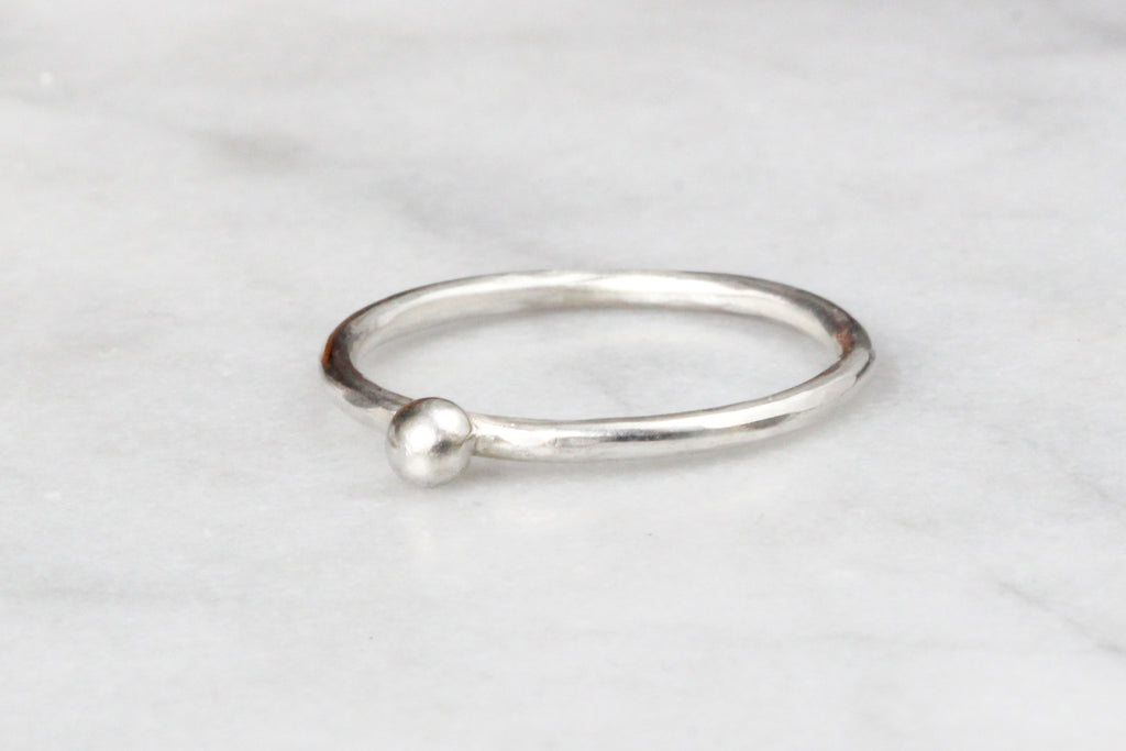 Stacking Ring with Ball