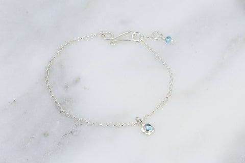 Forget Me Not Bracelet