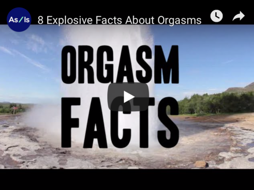 8 Fun Facts about Orgasm